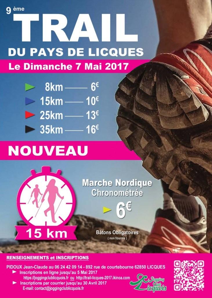 Trail Licques