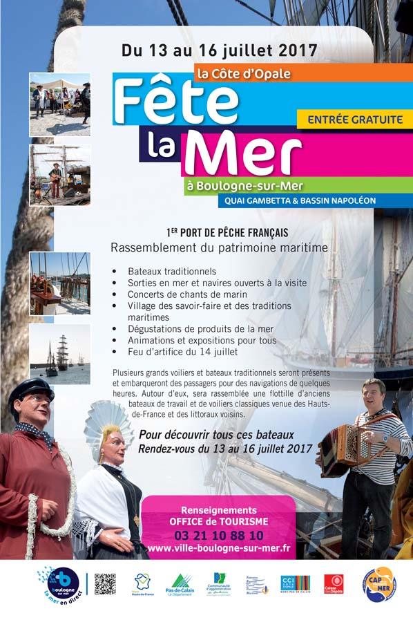 Fête de la mer Boulogne Sur Mer 2017