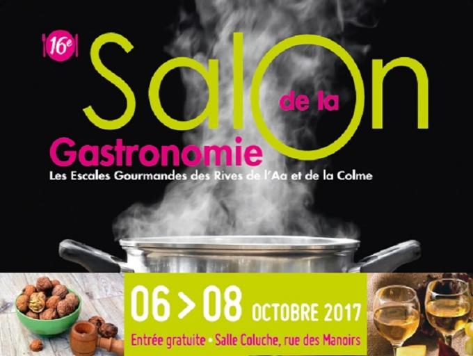 Salon de la gastronomie nrj nord littoral for Salon de la gastronomie paris 2017