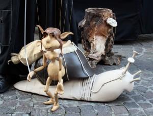 le petit peuple des bois