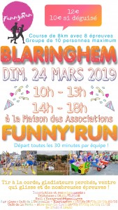 flyers funny'run
